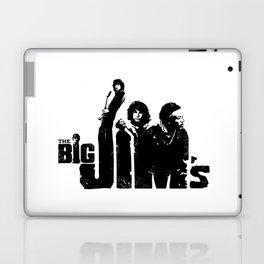 THE BIG JIM'S Laptop & iPad Skin