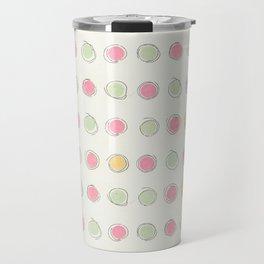 Concentric (circles) Travel Mug