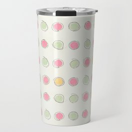 Concentric (circles) Travel Mug