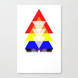 Trini Tee Small 2 Canvas Print