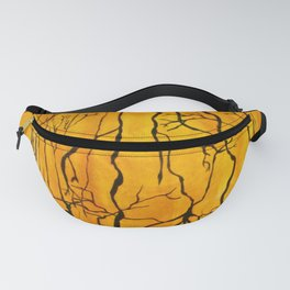 Neural Activity (An Ode to Cajal) Fanny Pack