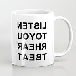 HEART BEAT Coffee Mug