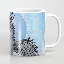 Mystic Bird Dragon Coffee Mug