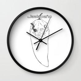 Jaalapeño - Mass Effect Andromeda Wall Clock