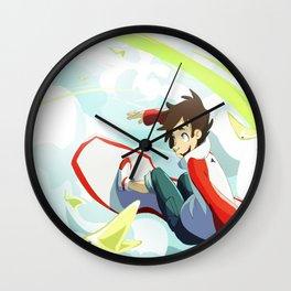 Eureka Seven Wall Clock