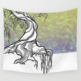 Ancient Life Wall Tapestry