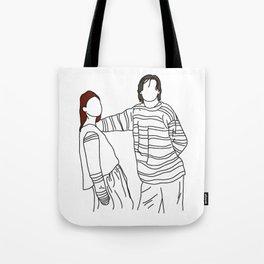 My So Called Life Tote Bag