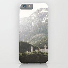 Neuschwanstein Fairytales - Landscape Photography iPhone Case