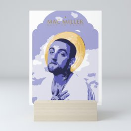 Sanctified Mac Mini Art Print