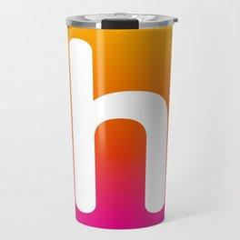 Human Impact H squared Travel Mug