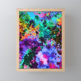 90's Windbreaker Framed Mini Art Print