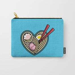 Love Ramen Carry-All Pouch