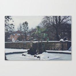 Österreich (35) Canvas Print