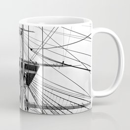 Masts III Coffee Mug