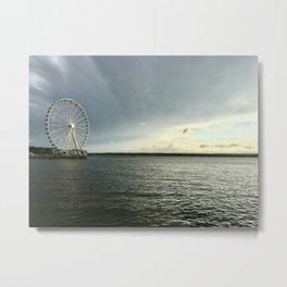 National Harbor Metal Print