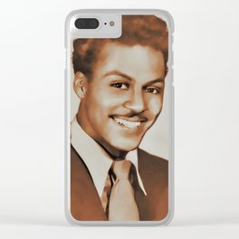 Chuck Berry, Music Legend Clear iPhone Case