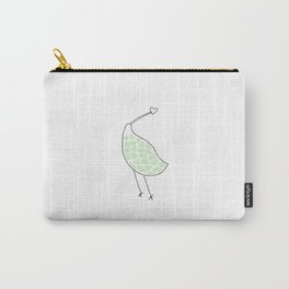 Kiwi bird print Carry-All Pouch