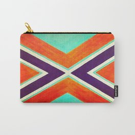 X Marks The Spot Carry-All Pouch