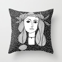 Picasso - War and Peace Throw Pillow