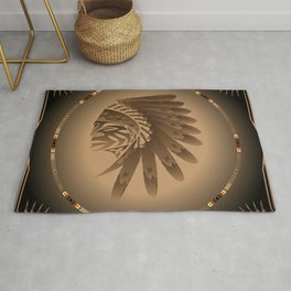 Honor and Strength Rug