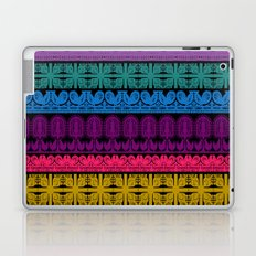 folk cutouts pattern Laptop & iPad Skin