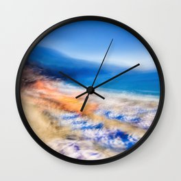 Monterosso Spin Wall Clock