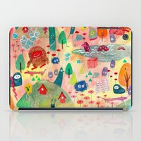 chaos iPad Cases featuring CHAOS!!! by Risahhh