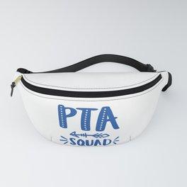 PTA Squad, Parent Teacher Association Fanny Pack
