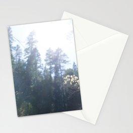 Mist Over Battle Creek Falls Stationery Cards