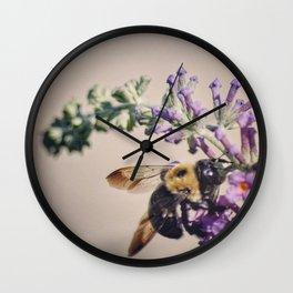 Bee-autiful Wall Clock