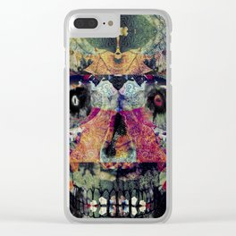 Creep Clear iPhone Case