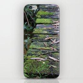 Mossy Bridge iPhone Skin