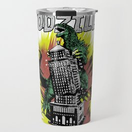 Godzilla War III Travel Mug