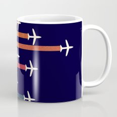 Aerial acrobat Mug