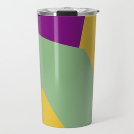 Minimalism Abstract Colors #15 Travel Mug