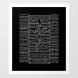 Joy Division: Going Solo Art Print