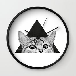 You asleep yet? Wall Clock