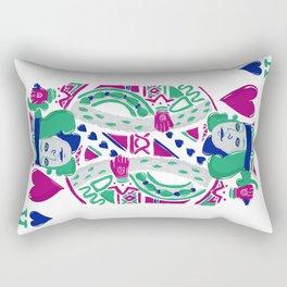 King of Kings Rectangular Pillow