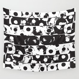 Full of holes Wall Tapestry