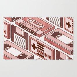 90's pattern Rug