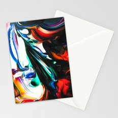 fixed fluidity Stationery Cards