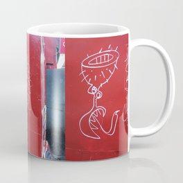 As aventuras da Perna Cabeluda Coffee Mug