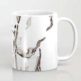 Elephant in Ink Coffee Mug