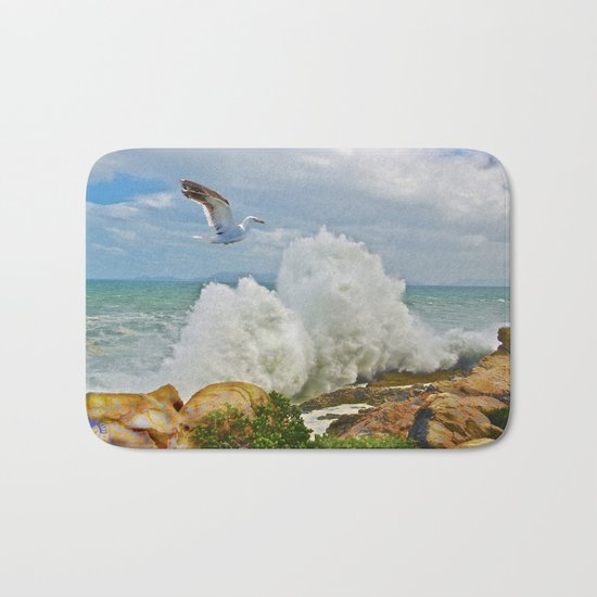 Balanced Arrival Bath Mat