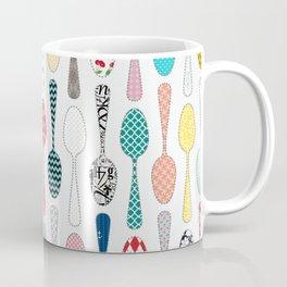 Quilt Spoons Coffee Mug