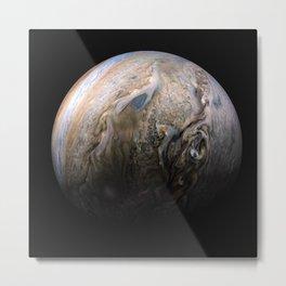 Planet Jupiter Deep Space Probe Telescopic Photograph No. 3 Metal Print