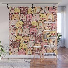 Sweet Pets Wall Mural