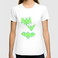 bats T-shirts featuring Bats by idrewthestars