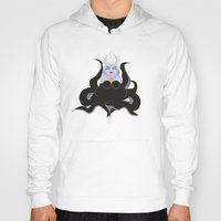 ursula Hoodies featuring Kokeshi Sea witch by Pendientera