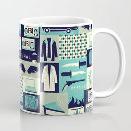 Carry on my wayward son Coffee Mug